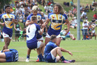 Hundreds turned out to the Bayley's National Sevens event but more would be great. PHOTO/FILE