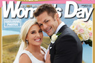 Woman's Day cover featuring exclusive photos of Richie McCaw's wedding to Gemma Flynn. Photo / supplied to the New Zealand Herald.
