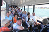 ACCESS GRANTED: The Port of Tauranga bus tour. Photo / John Borren