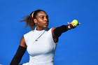 Serena Williams. www.photosport.nz.