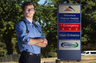 Rotorua junior doctor Joseph Rea is disappointed to be striking again but says the issue is too important to ignore. PHOTO/BEN FRASER