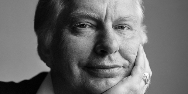 Scientology founder L. Ron Hubbard. Photo / Supplied