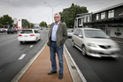AA Bay of Plenty chairman Terry Molloy says greater driver education and positive incentives for  drivers is the answer not speed cameras. Photo/Andrew Warner.