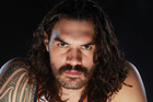 Steven Adams of Oklahoma City Thunder poses for a portrait during 2016 NBA Media Day. Photo/Getty Images