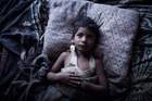 Sunny Pawar plays a young Saroo Brierley in Lion.