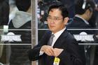 Samsung Electronics vice chairman Lee Jae-yong. Photo / AP