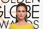 Natalie Portman has criticised Hollywood's way of portraying strong woman simply as 'tough'. Photo/AP