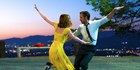 Ryan Gosling and Emma Stone star in the award-winning La La Land, an ode to Hollywood. Photo / Supplied