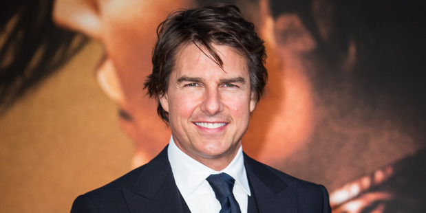 Tom Cruise is probably the most famous scientologist. Photo / AP