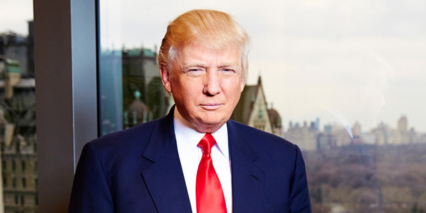 The 45th President of the United States Donald Trump will be the oldest first-term President in US history. Photo / AP