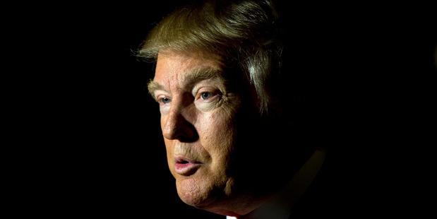 Loading Incoming US President Donald Trump. Photo / AP