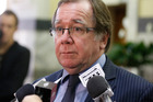 Foreign Affairs Minister Murray McCully will leave his role in March. Photo / Mark Mitchell
