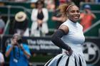 Serena Williams. Photo / Jason Oxenham