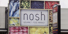 Nosh gourmet food market in Glen Innes is one of six Nosh stores owner Veritas Investments is trying to sell. Photo/Jennie Milsom.