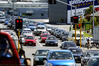Traffic congestion is one downside to living in a fast-growing city. Photo/File