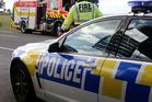 Police are the scene of the crash. File photo / Bevan Conley
