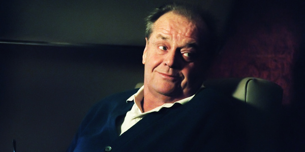 Jack Nicholson is apparently ready to retire after 60 years on screen. Photo / Supplied