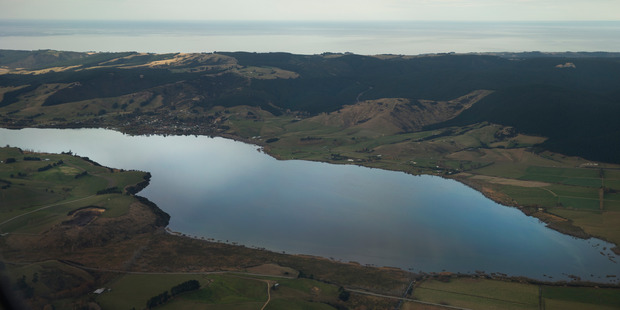 Lake Waihola in Southland, just south of Dunedin. Photo / File