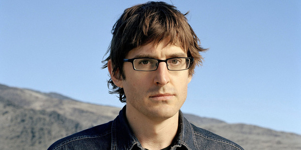 Louis Theroux. Photo / Supplied