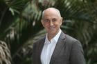 New Zealand businessman Chris Liddell. Picture / Doug Sherring.