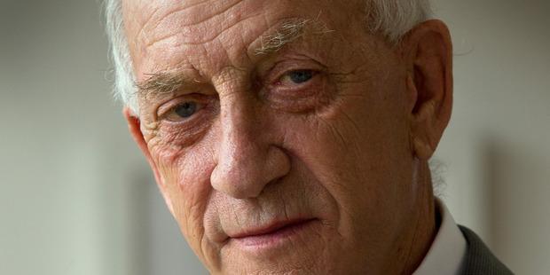 "Sir Bob Jones said beggars are ""a bloody disgrace"". Photo / Brett Phibbs"