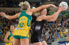BLK makes sportswear for teams such as the Silver Ferns. Photo / Brendon Ratnayake.