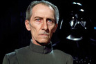 Peter Cushing as Grand Moff Tarkin in the original Star Wars trilogy. Photo/Supplied
