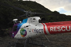 A nine-year-old boy was flown to hospital this afternoon after suffering abdominal injuries and a serious leg injury when he fell from a tree at Waihi Beach. Photo / File