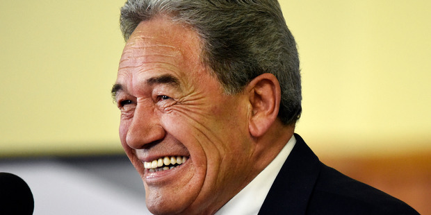 Peters does not really care whether a plan is practical or worthwhile if there are some votes in it. Photo / George Novak