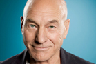 Sir Patrick Stewart has voiced animated characters before, but not quite like this. Photo/Supplied