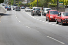Lake Rd is one of Auckland's most congested. Photo/Paul Estcourt.