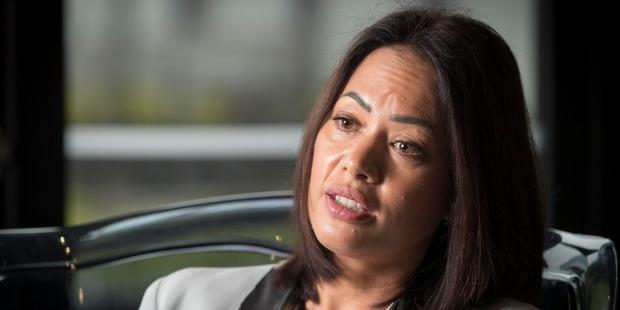 CEO of the New Zealand Bankers Association Karen Scott-Howman.