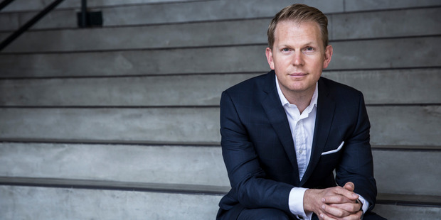 Mike Taylor, founder and chief executive of PIE Funds. Photo / Supplied