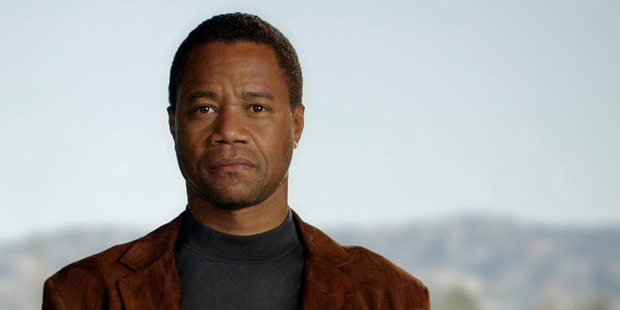 American Crime Story: The People v. O.J. Simpson, starring Cuba Gooding, Jr. as O.J. Simpson. Photo / Fox