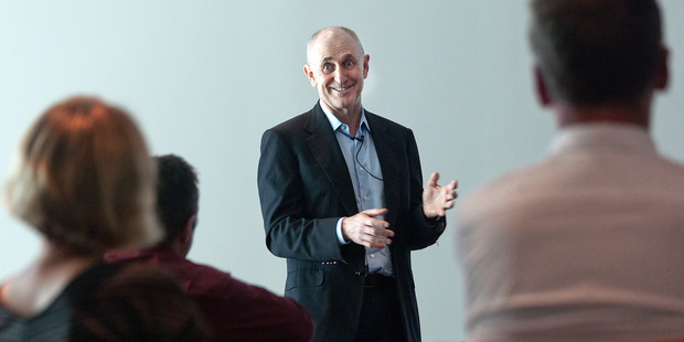 Chris Liddell is one of New Zealand's leading businessmen and his impressive C.V. includes a stint as the CFO of Microsoft.