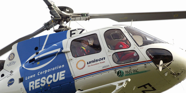 A 40-year-old man was flown to hospital after he rolled a quad bike on a Hawke's Bay farm early this afternoon. Photo / File