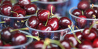 Cherries add colour and flavour. Photo / File