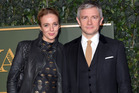 Amanda Abbington and Martin Freeman might have split over a suspected affair. Photo / Getty Images