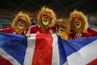 About 20,000 Lions supporters are expected to travel to New Zealand for the tour. Photo / Getty Images