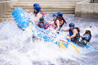 Oklahoma City boasts the only urban whitewater rafting and kayaking centre in the United States.