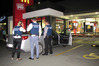 CHARGED: Police have laid charges after a knife fight at Napier McDonald's last week. PHOTO FILE