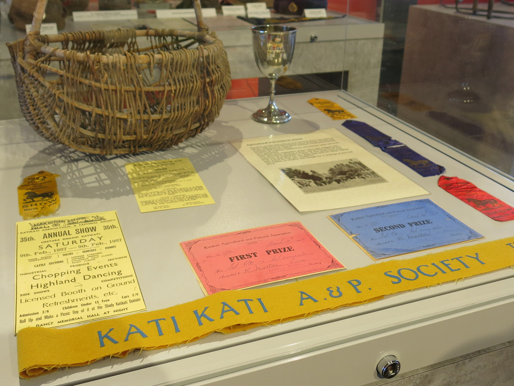 Katikati A&P dates back to 1913