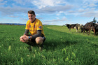 Alan Syme has gone from being a teacher to a learner. Photo / NZ Dairy Exporter