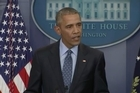 In his final news conference President Barack Obama wished former President George H.W. Bush and Barbara Bush well after news that both were hospitalised. Obama also touted the need for a free press.