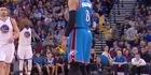 Watch: Watch: Westbrook goes walkies