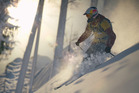 Steep lets you hit the slopes if you're hanging out for a snowy hit in the summer months.