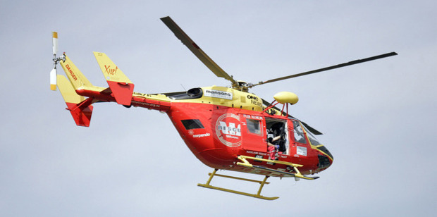 Two passengers were taken to Tokoroa Hospital for treatment. File photo
