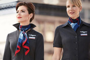 Many American Airlines flight attendants blame their illness on the airline's new uniforms - but US$1 million worth of tests still haven't turned up a culprit. Photo / American Airlines
