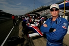 Two-time Indy 500 champion Al Unser jnr. Photo / Getty Images