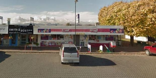 BURGLARY: Three Arrows Dairy in Prebbleton is the latest to have cigarette stolen in a spate of burglaries.